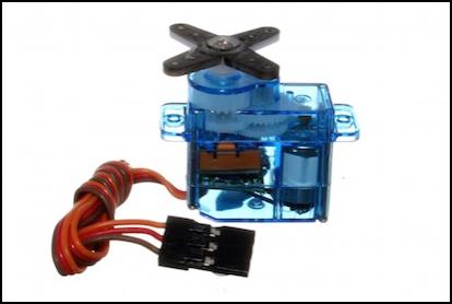 how to build a servo motor